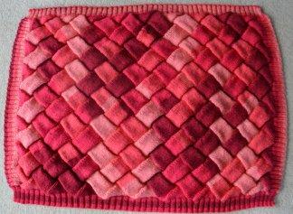 Pram cover Pink
