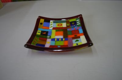Patchwork plate 2