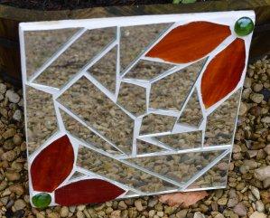 Garden mirror 1