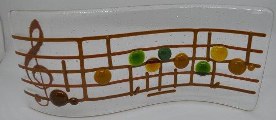 Music curve Teddy Bear's Picnic 1